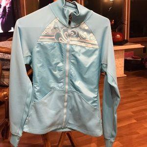 Brooks athletic jacket